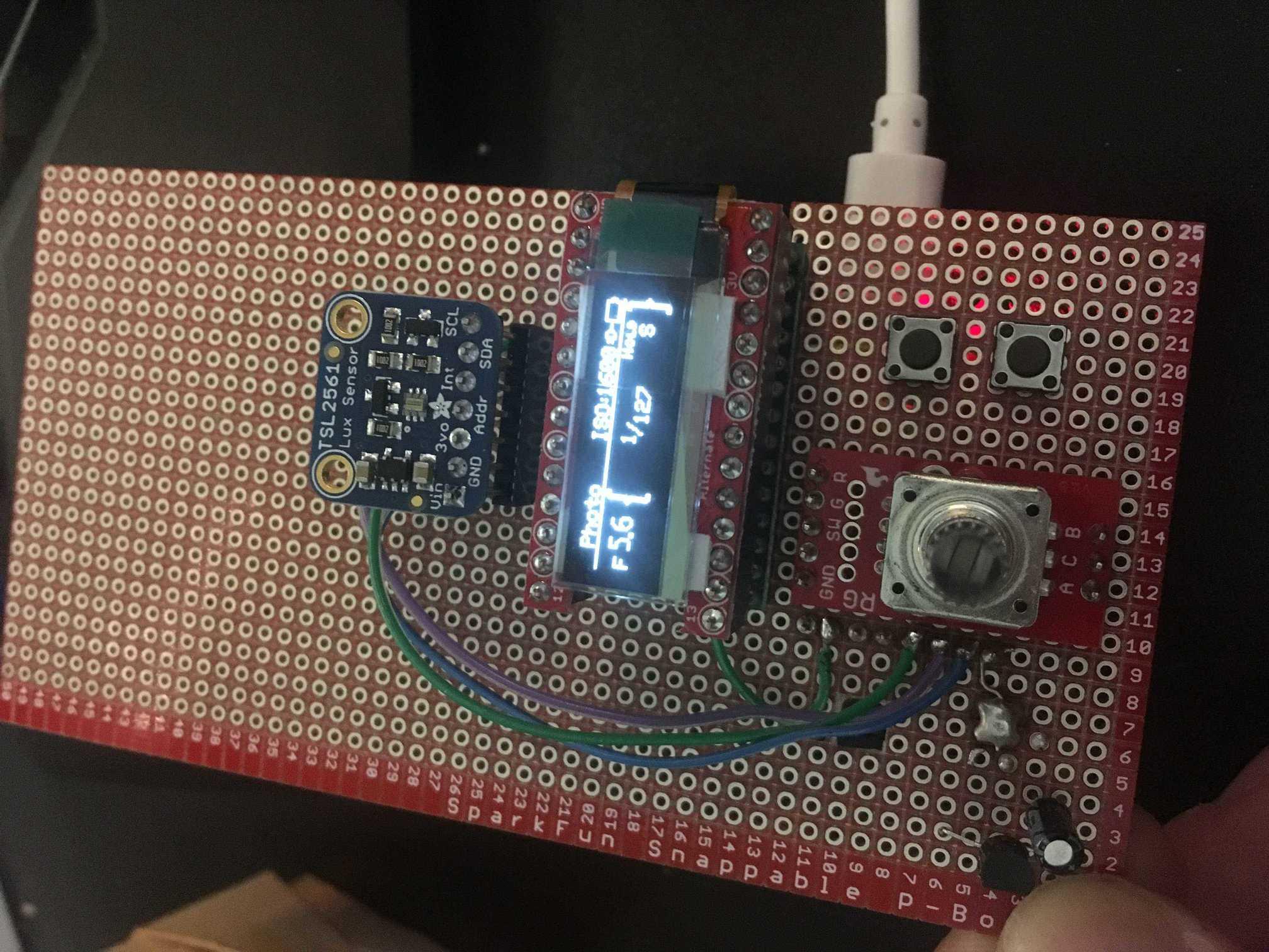 light-meter proto